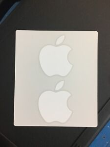 Apple original stickers from iMac