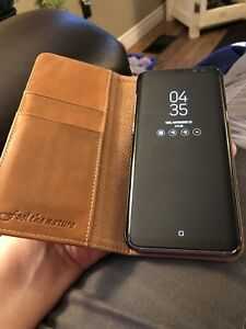 Samsung Galaxy 8+ for sale -locked to Bell-$900 firm
