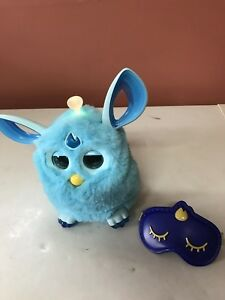 like new blue furby connect with mask!!!