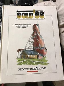 Symposium Geology of gold deposits 1986