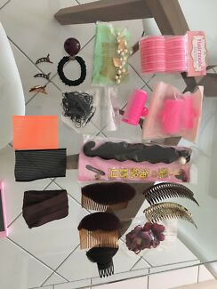 Brand New! Lady hair accessories $5 for all.