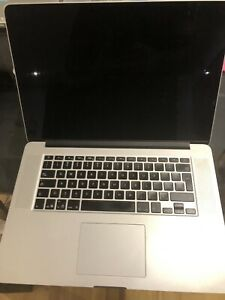 "MacBook Pro retina  15"" 2015 2,8ghz i7 Top of the Line"