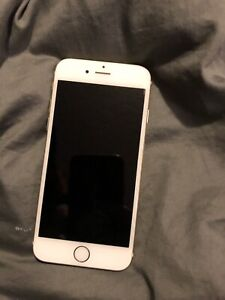 Gold iPhone 6, 64gb
