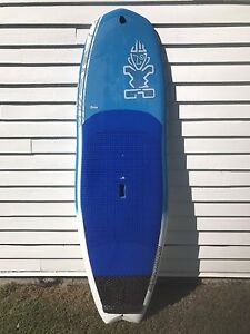 """8'6"""" Starboard hypernut stand up paddle board sup Bulimba Brisbane South East Preview"""