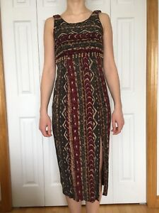 Fairweather Boho Summer Dress