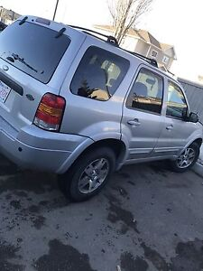 Ford Escape Limited Edition 2005 4wd