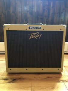 Amplificateur Classic 30 Peavey, A voir!