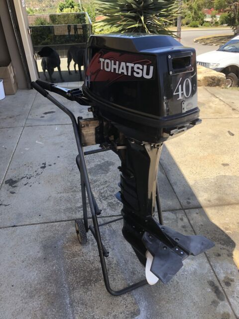 Tohatsu 40hp outboard | Boat Accessories & Parts | Gumtree Australia