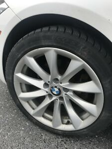 Winter tires - 225 45 18