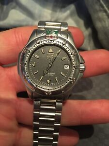 Tag heuer serie 4000