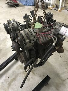 Chevy 4.3 engine.