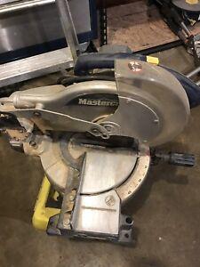 Master craft chop saw $65