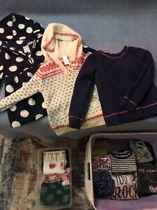 Size 5 girls clothes lot