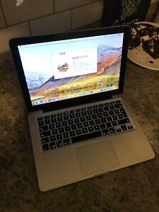 """2012 MacBook Pro 13"""" (128GB SSD / 4GB RAM)"""