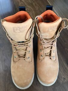 Timberland Pro Resistor Safety Boots Size 8, never used