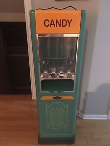Popcorn and Candy Machines