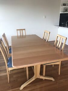 FREE Chiswell dining table Longueville Lane Cove Area Preview