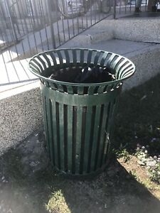 Industrial garbage bins for sale