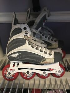 Youth MISSION inline skates  (size 2)