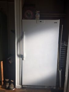 Kenmore stand up freezer (SOLD pending pickup)