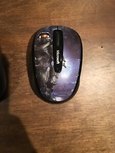 Wireless mouse and keybord