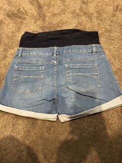 Ripe maternity shorts