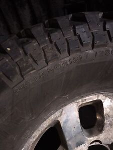 """35"""" truck tires trade for 33s"""