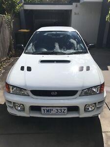 1998 MY99 Subaru Impreza WRX - LOW KMS