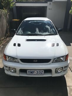 1998 MY99 Subaru Impreza WRX - LOW KMS Chifley Woden Valley Preview