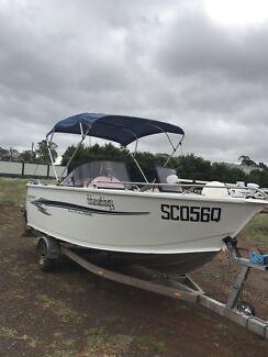 Stessco bowrider 540