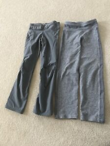Ivivva girl's pants - size 7 (two)