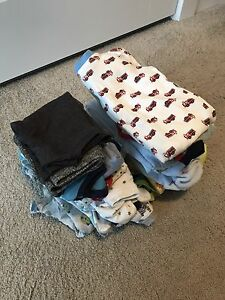Infant 3-6 months clothing lot