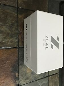 Zeal camera goggle NEVER USED