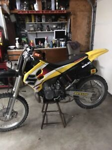 Two rm 250 2 strokes