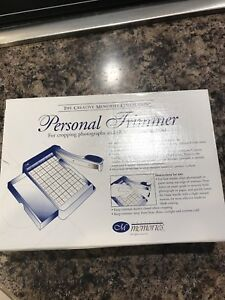 Paper trimmer
