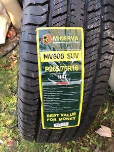 Minerva MV600 SUV 265/75/R16