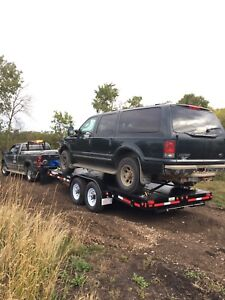 Vehicle Transportation! Need help? Towing
