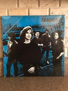 Brand new, sealed copy of the Tragically Hip self-titled record