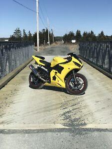 2004 Yamaha r6!