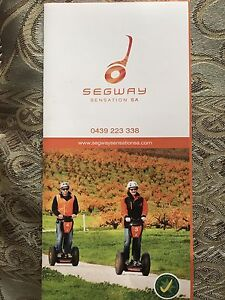 Segway voucher x2 Parafield Gardens Salisbury Area Preview
