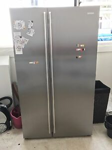 Stainless Steel Electrolux broken fridge Manly Manly Area Preview