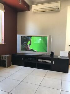 TV and TV Unit for Sale