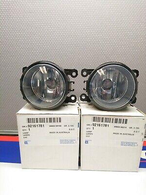 Holden Pontiac all makes fog lamp upgrade kit g8 ss GM 92161781 nib