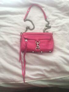 Rebecca Minkoff Pink Shoulder Bag