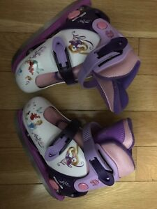 Patins ajustable Disney (fille)