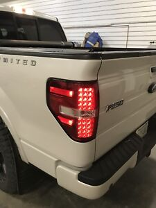 Recon LED tail lights for 2009-2014 F-150