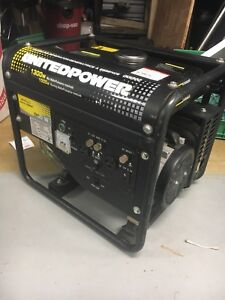 United Power 1300W/1000W Generator