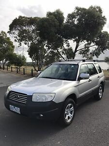 Subaru Forester 2006  130K Roxburgh Park Hume Area Preview