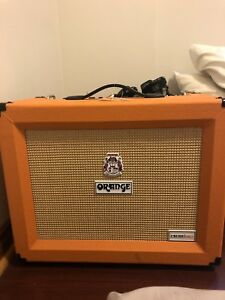 Orange 60w Combo Amp and Pedals