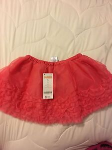 New with tags size 2 Gymboree coral pink tutu